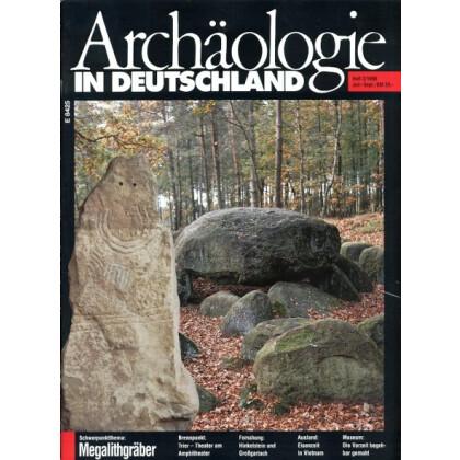 Archäologie in Deutschland. Heft 1996/3