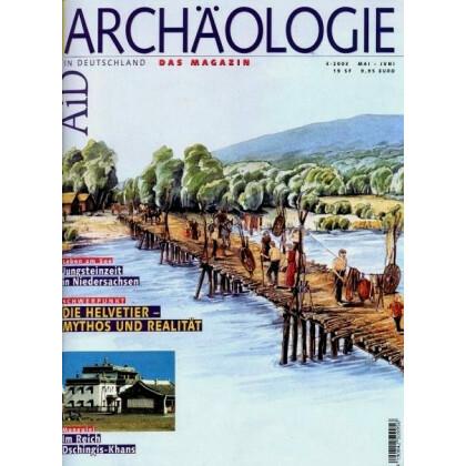Archäologie in Deutschland. Heft 2003/3