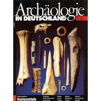 Archäologie in Deutschland. Heft 1995/1