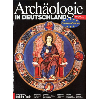 Archäologie in Deutschland. Heft 1999/1