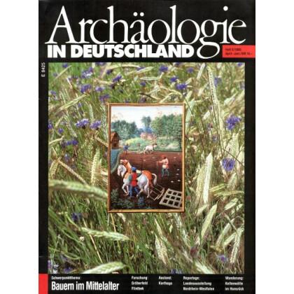 Archäologie in Deutschland. Heft 1995/2