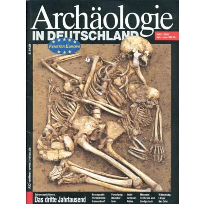Archäologie in Deutschland. Heft 1999/2