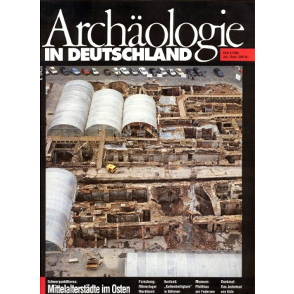 Archäologie in Deutschland. Heft 1995/3