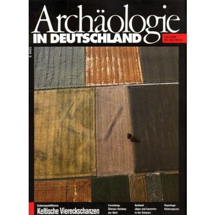 Archäologie in Deutschland. Heft 1995/4