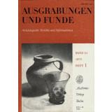 Ausgrabungen und Funde, Band 24 - 1979 Heft 1