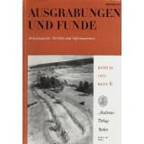 Ausgrabungen und Funde, Band 24 - 1979 Heft 6