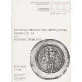 Deutsche Münzen des Mittelalters. Brakteaten...