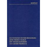 Das Münzwesen der Mark Brandenburg, Teil 3