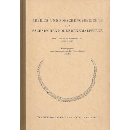 Brakteatenfund von Kaschwitz in Arbeits- Und Forschungsberichte zur Sächsischen Bodendenkmalpflege, Band 3