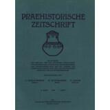 Prähistorische Zeitschrift, II. Band 1910, 1. Heft