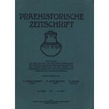 Prähistorische Zeitschrift, III. Band 1911, 1/2. Heft