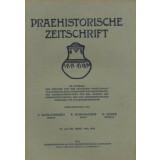 Prähistorische Zeitschrift, XI. XII. Band 1919/20, 1