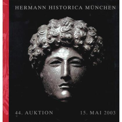 Eisenobjekte und ausgesuchte Antiken der Sammlung Axel Guttmann - 44. Auktion Hermann Historica