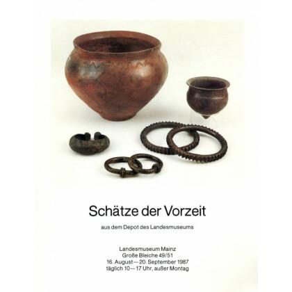 Schätze der Vorzeit aus dem Depot des Landesmuseums Mainz