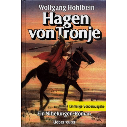 Hagen von Tronje - Ein Nibelungen Roman