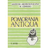 Pomorania Antiqua. Muzeum Archeologictne W Gdansku