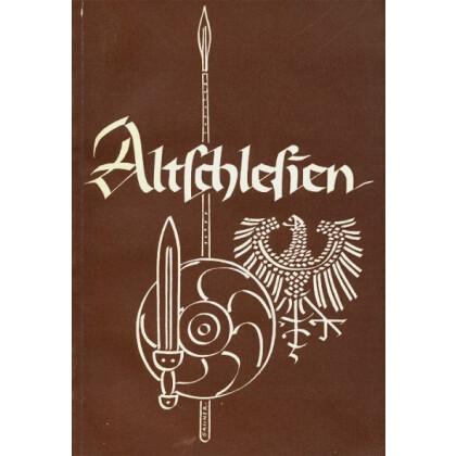 Altschlesien - Mitteilungen des Schlesischen Altertumsvereins, Band 10