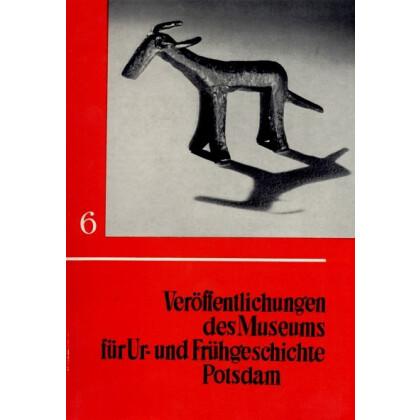 Veröffentlichungen des Museums für Ur- und Frühgeschichte Potsdam. Messer und Dolch - Untersuchung zur mittelalterlichen Waffenkunde