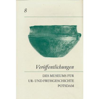 Das germanische Urnengräberfeld bei Kemnitz, Kr. Potsdam-Land - Teil 1, Katalog