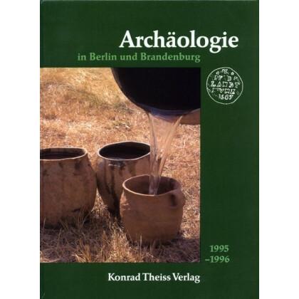 Archäologie in Berlin und Brandenburg, Jahrbuch 1995-1996
