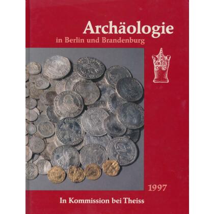 Archäologie in Berlin und Brandenburg, Jahrbuch 1997