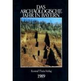 Das archäologische Jahr in Bayern, Jahrbuch 1989