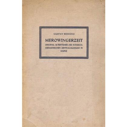 Merowingerzeit - Original-Altertümer des Zentralmuseums in Mainz