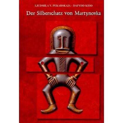 Der Silberschatz von Martynovka - Aus dem 6. und 7. Jahrhundert