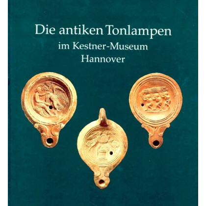 Die antiken Tonlampen im Kestner - Museum Hannover