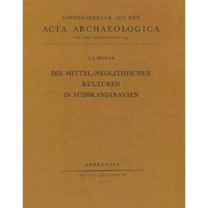 Die Mittel- Neolithischen Kulturen in Südskandinavien
