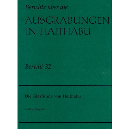 Haithabu Karte.Die Glasfunde Von Haithabu