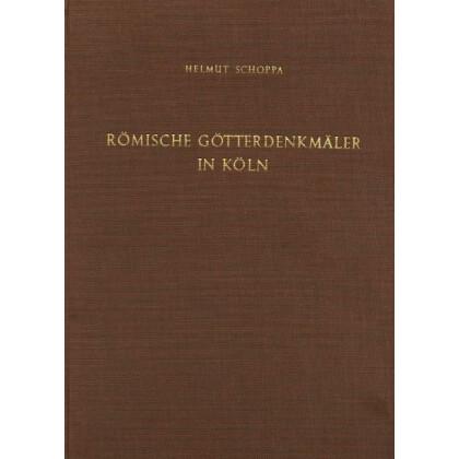 Römische Götterdenkmäler in Köln