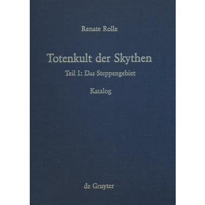 Totenkult der Skythen. 2 Bände