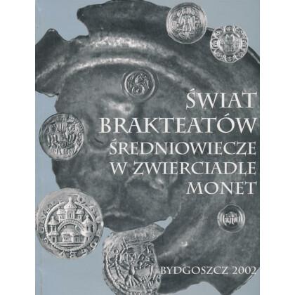 Switat Brakteatow Sredniowiesze w Zwierciadle Monet. Brakteaten