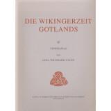 Die Wikingerzeit Gotlands. II. Typentafeln