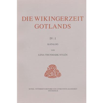 Die Wikingerzeit Gotlands. IV : 1. Katalog