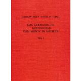 Das germanische Königsgrab von Musov in Mähren, 3 Bände
