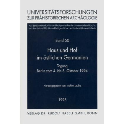 Haus und Hof im östlichen Germanien