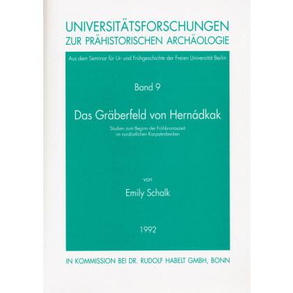 Das Gräberfeld von Hernádkak