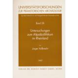 Untersuchungen zum Altpaläolithikum im Rheinland