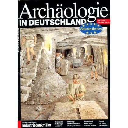 Archäologie in Deutschland. Heft 2000/3