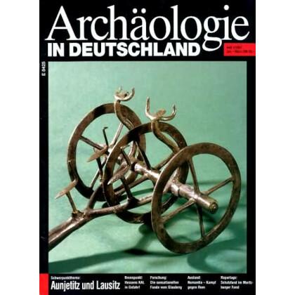 Archäologie in Deutschland. Heft 1997/1