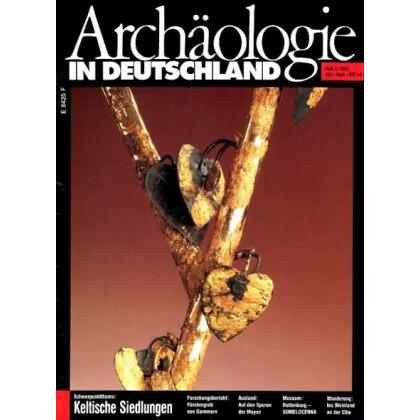 Archäologie in Deutschland. Heft 1993/3. Keltische Siedlungen