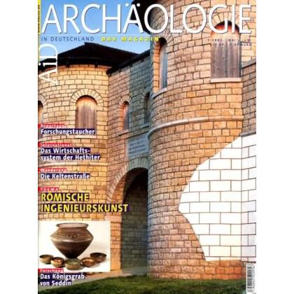 Archäologie in Deutschland. Heft 2002/3