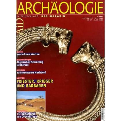 Archäologie in Deutschland. Heft 2002/5