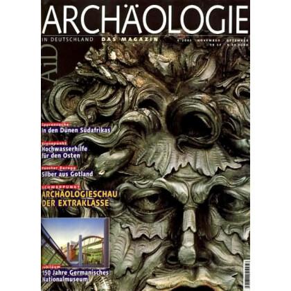 Archäologie in Deutschland. Heft 2002/6