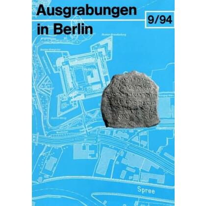 Ausgrabungen in Berlin, Band 9-94
