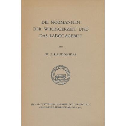 Die Normannen der Wikingerzeit und das Ladogagebiet