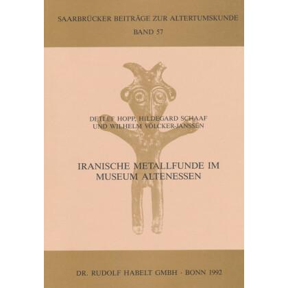 Iranische Metallfunde im Museum Altenessen