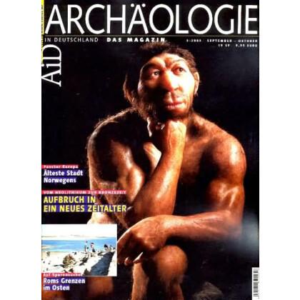 Archäologie in Deutschland. Heft 2003/5